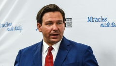 Florida Gov. Ron DeSantis (R-Fla.)   (Getty Images)