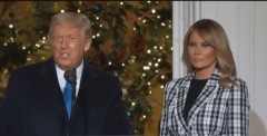 Trump: 'The Birth of Our Lord and Savior Changed History Forever'