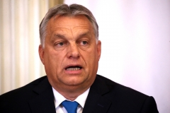 Viktor Orban, prime minister of Hungary.  (Getty Images)