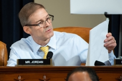 Rep. Jim Jordan (R-Ohio) (Photo by SAUL LOEB/POOL/AFP via Getty Images)