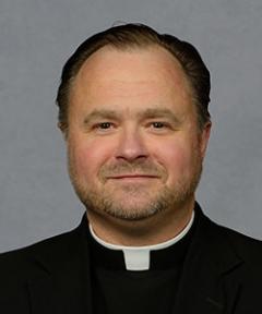 Fr. Chris Kadrmas.