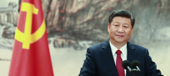 Communist Chinese dictator Xi Jinping.  (Getty Images)