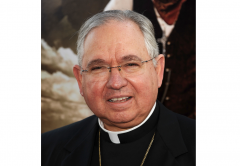 Archbishop Jose Gomez, president of the U.S. Conference of Catholic Bishops (USCCB).  (Getty Images)
