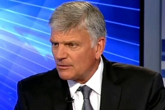 Rev. Franklin Graham. (Screenshot, YouTube)