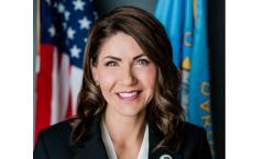 South Dakota gov. Kristi Noem (R).    (SD GOP)