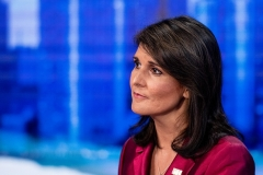 Former United States Ambassador to the United Nations Nikki Haley (Photo by Roy Rochlin/Getty Images)