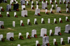 Arlington National Cemetery.  (Getty Images)