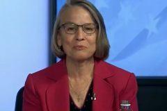 Mariannette Miller-Meeks, an Iowa Republican, defeated her Democrat opponent by six votes in November. House Democrats have begun an investigation that could end up unseating her. (Photo: Screen capture)