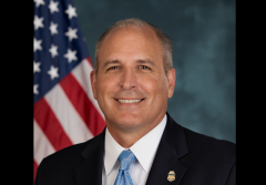 Mark Morgan, former Acting Commissioner of U.S. Customs and Border Protection. (CBP)