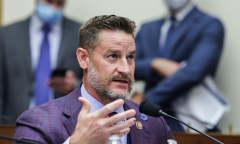 House Rep. Greg Steube (R-Fla.)  (Getty Images)