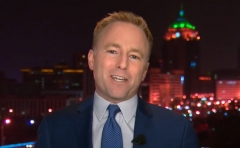 CBS News reporter Seth Doane speaks about his experience covering Beijing. (Photo credit: YouTube/CBS This Morning)