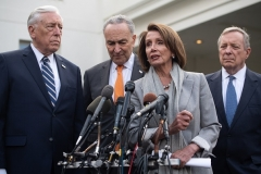 These top Democrats are determined to change the rules to cement their power and change the country.  (Photo by SAUL LOEB/AFP via Getty Images)
