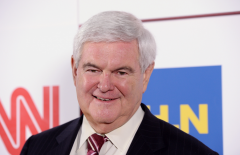Author and former Speaker of the House Newt Gingrich. (Getty Images)