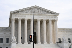 U.S. Supreme Court in Washington, D.C.  (Getty Images)