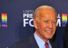 The Presidential Candidate Forum on LGBTQ Issues, Sept. 20, 2019. (Photo by Steve Pope/Getty Images for GLAAD)