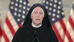 Sister Deirdre Byrne.  (Screenshot)