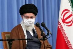 Supreme leader Ayatollah Ali Khamenei. (Photo by khamenei.ir/AFP via Getty Images)