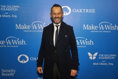 Greg Ellis attends the 2019 Wish Gala on November 20, 2019 in Beverly Hills, Calif. (Photo credit: Tiffany Rose/Getty Images for Make-A-Wish Greater Los Angeles)