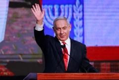 Binyamin Netanyahu is Israel's longest-serving prime minister.  (Photo by Menahem Kahana/AFP via Getty Images)