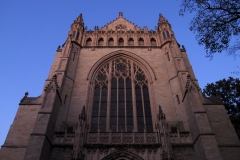 Featured is the chapel at Princeton University. (Photo credit: Oliver Morris/Getty Images)