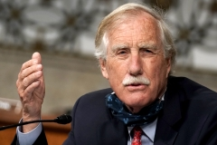 Sen. Angus King (I-Me.)   (Getty Images)