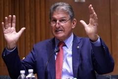 Senator Joe Manchin (D-W.Va.) (Photo by ALEX WONG/POOL/AFP via Getty Images)