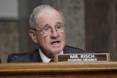 Sen. James Risch (R-Idaho)   (Getty Images)