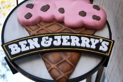 """Ben & Jerry's says it will stop selling its ice cream in the """"occupied Palestinian territories."""" (Photo by Robert Alexander/Getty Images)"""