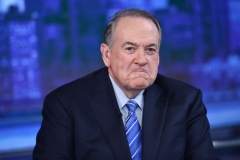 """FOX News Contributor Gov. Mike Huckabee visits """"The Story with Martha MacCallum"""" in the Fox News Channel Studios on September 17, 2019 in New York City. (Photo by Steven Ferdman/Getty Images)"""