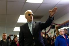 Joe Biden speaks at a press conference. (Photo credit: KEREM YUCEL/AFP via Getty Images)