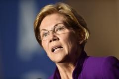 Sen. Elizabeth Warren (D-Mass.)    (Getty Images)
