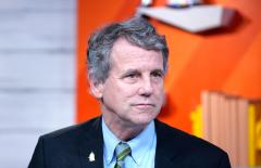 Sen. Sherrod Brown (D-Ohio)  (Getty Images)