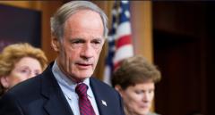 Sen. Tom Carper (D-Del.)  (Getty Images)