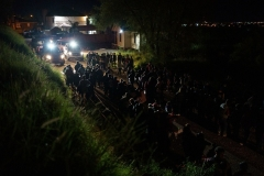 Border Patrol agents process migrants who crossed into the United States in Roma, Texas on July 9, 2021. (Photo by PAUL RATJE/AFP via Getty Images)