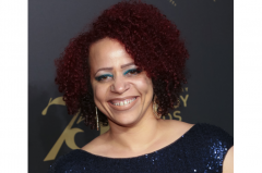 Nikole Hannah-Jones, inaugural Knight Chair in Race and Journalism at the Howard University School of Communications.   (Getty Images)