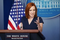 White House Press Secretary Jen Psaki.  (Getty Images)