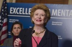 Sen. Debbie Stabenow (D-Mich.)  (Getty Images)