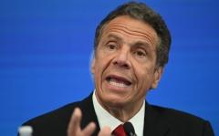 New York Gov. Andrew Cuomo (Photo by JOHANNES EISELE/AFP via Getty Images)
