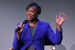 MSNBC host Joy Reid speaks at Apple Store Soho. (Photo credit: J. Countess/Getty Images)