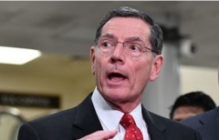 Sen. John Barrasso (R-Wyo.)  (Getty Images)