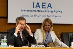 Rafael Grossi, directeur général de l'Agence internationale de l'énergie atomique (AIEA). (Photo de Joe Klamar/AFP via Getty Images)