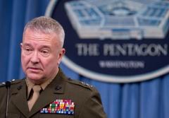 CENTCOMM Commander Gen. Kenneth F. McKenzie Jr. (Photo by SAUL LOEB/AFP via Getty Images)