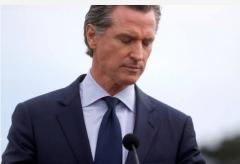 California Gov. Gavin Newsom (Photo by Justin Sullivan/Getty Images)