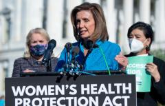 House Speaker Nancy Pelosi (D-Calif.)  (Getty Images)