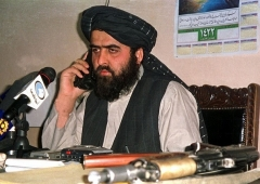 Many of the current Taliban cabinet posts are held by men who were in the previous regime. They include Amir Khan Muttaqi, now foreign minister, but education minister when the fundamentalist group controlled most of Afghanistan in 1996-2001.