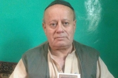 Zebulon Simantov, the last Jew to leave Afghanistan.  (Screenshot)