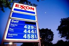 Gas prices climb higher and higher under Biden. (Photo by Ken Cedeno/Corbis via Getty Images)