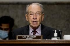 Sen. Charles Grassley (R-Iowa)  (Getty Images)