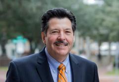 Pete Saenz (D), mayor of Laredo, Texas.  (Twitter)