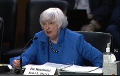 Treasury Secretary Janet Yellen (Screen Capture)